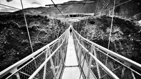 Nevis Bridge, New Zealand